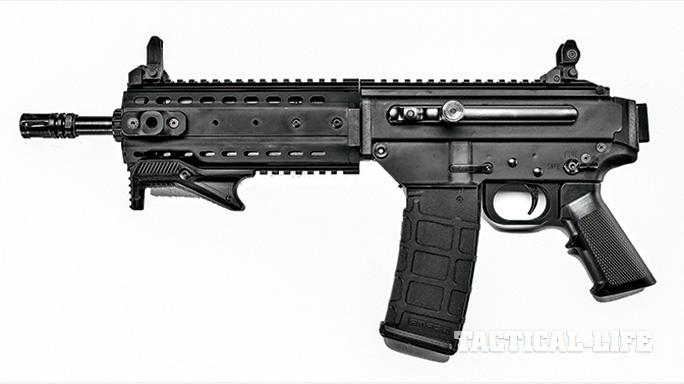 AR Pistols TW May 15 Masterpiece Arms MPAR556-P