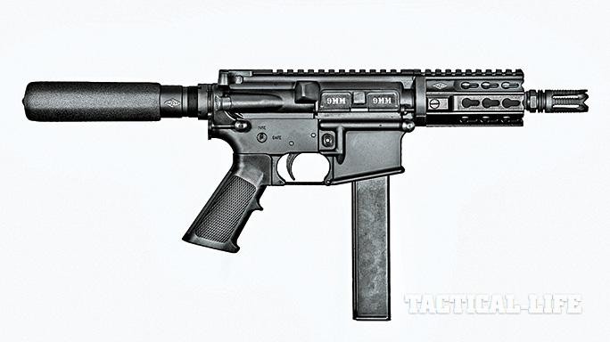 AR Pistols TW May 15 YHM-15 9mm Pistol