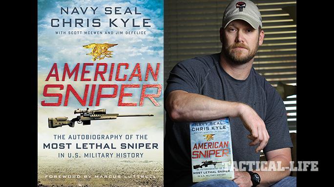 The Book American Sniper