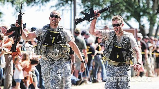 U.S. Army Best Ranger Competition 2015