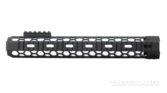Battle Rifle Company HEXRail System top