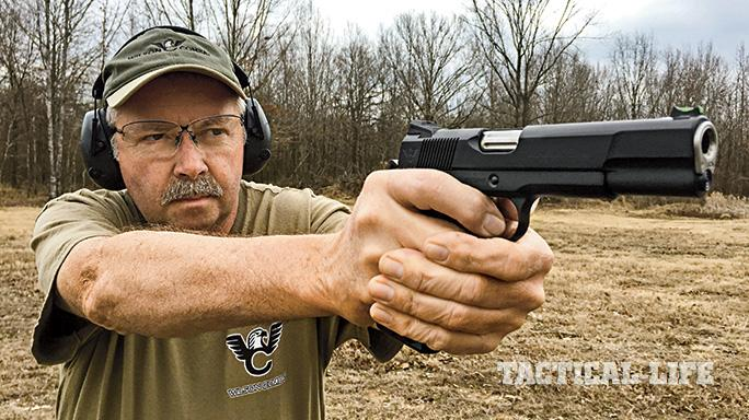 .45 ACP vs. 9mm Bill Wilson