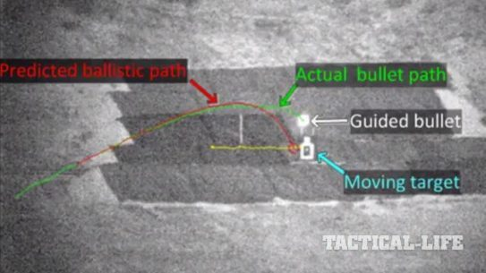 DARPA EXACTO Program Self-Steering Bullet
