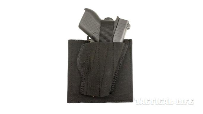 Glock 43 holster DeSantis Gunhide Apache Ankle Rig