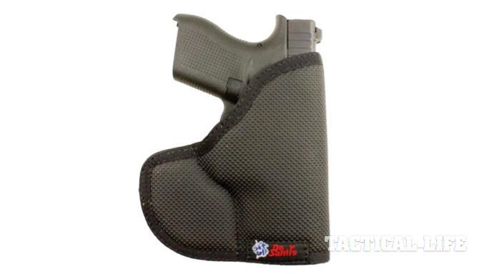 Glock 43 holster DeSantis Gunhide The Nemesis