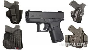 16 Glock 43 Holsters From DeSantis Gunhide