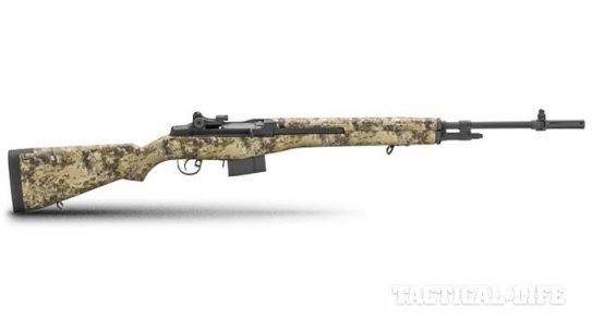 Rob Leatham Springfield Armory M1A Rifle