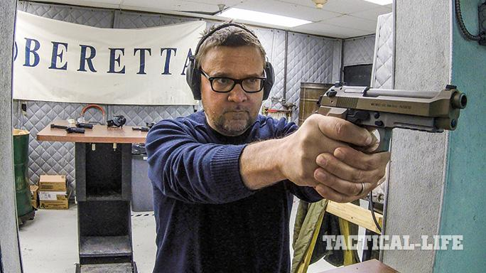 Beretta M9A3 SWMP July 2015 author