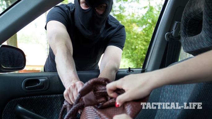 PHD Car Self-Defense purse