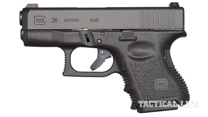 Pocket Pistols Massad Ayoob GLOCK 26