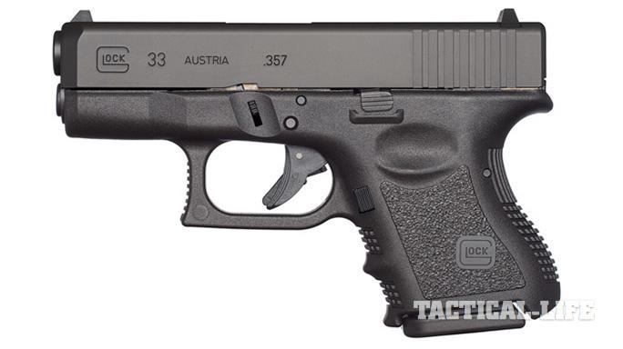 Pocket Pistols Massad Ayoob GLOCK 33