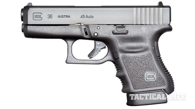 Pocket Pistols Massad Ayoob GLOCK 36