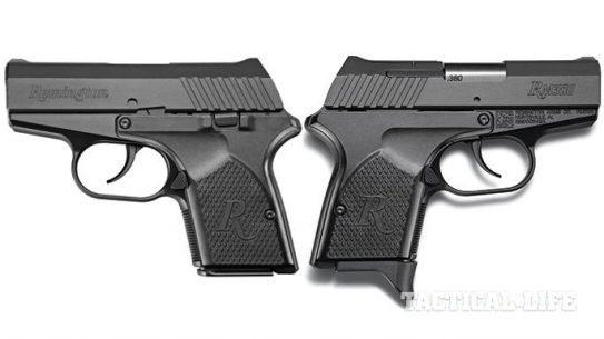 Remington RM380 pistol dual