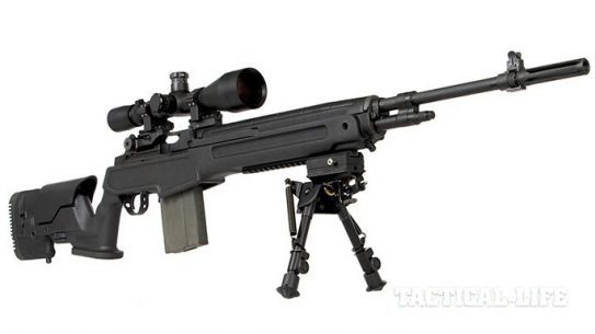 Springfield Armory Loaded M1A top 10 lead