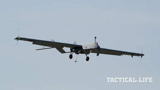 RQ-7Bv2 Shadow unmanned aircraft system Shadow v2