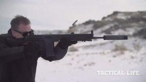 SilencerCo Omega Rifle Silencer
