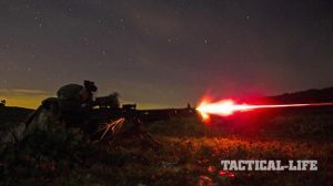 Spanish Marines live-fire 2015