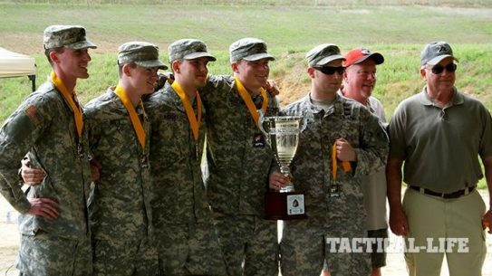 West Point Scholastic Pistol Program 2015 Collegiate National Championships