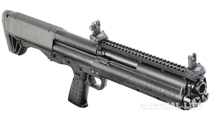 Tactical Shotguns 2015 Kel-Tec KSG