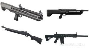 Top Tactical Shotguns, Accessories For 2015