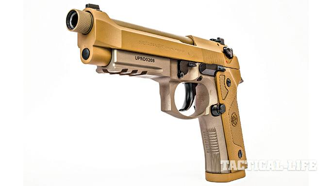 Tactical Weapons May 2015 BERETTA M9A3