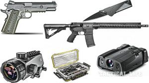 TACTICAL WEAPONS Top 25: Must-Have Mission Gear For Operators in 2015
