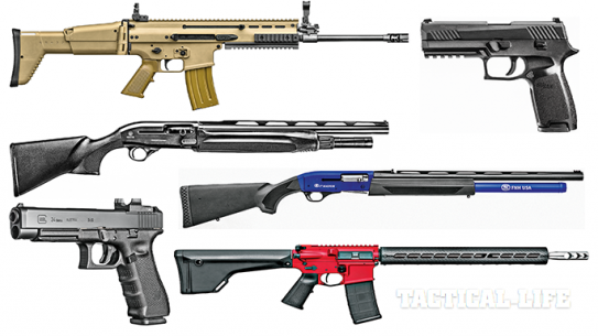 3-Gun Speed Demons: 21 Firearms Ready For Competition