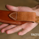 TOPS Knives Tex Creek 69 sheath back