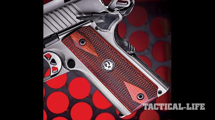 AHM 2015 Ruger SR1911CMD Pistol grip