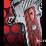 AHM 2015 Ruger SR1911CMD Pistol beavertail