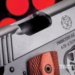AHM 2015 Ruger SR1911CMD Pistol slide open