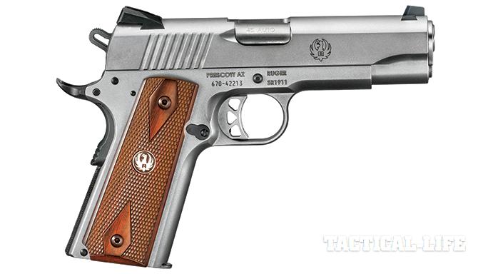 AHM 2015 Ruger SR1911CMD Pistol solo