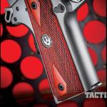AHM 2015 Ruger SR1911CMD Pistol frontstrap