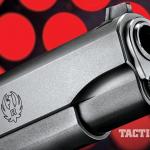 AHM 2015 Ruger SR1911CMD Pistol front sight