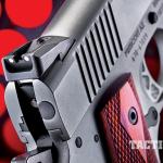 AHM 2015 Ruger SR1911CMD Pistol rear sight