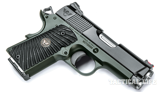 AHM 2015 Covert 1911 Wilson Combat Ultralight Carry Sentinel