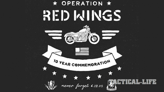 All In All the Time Foundation Operation Red Wings