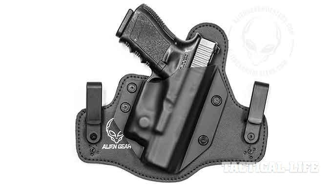 Alien Gear Holsters Viridian Attachments Glock 19