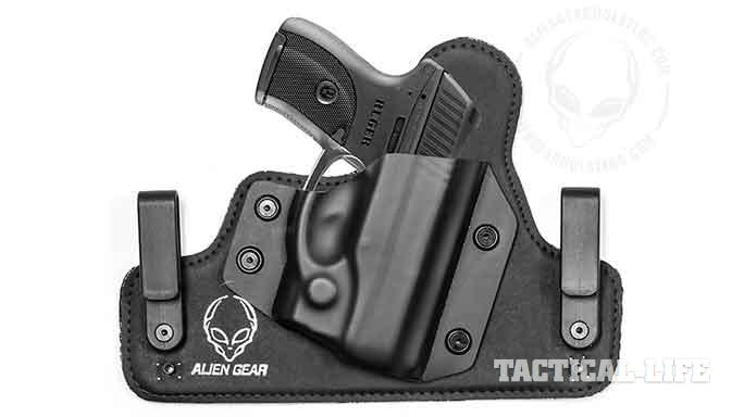 Alien Gear Holsters Viridian Attachments Ruger LC9