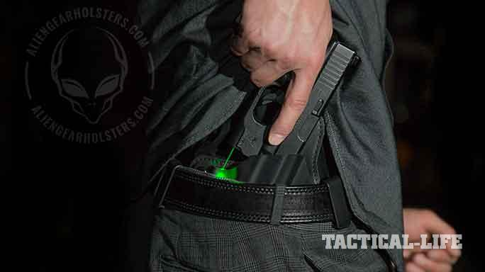 Alien Gear Holsters Viridian Attachments