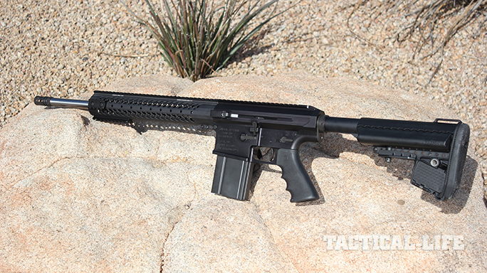 American Spirit Arms SPR 308 Side Charger Rifle