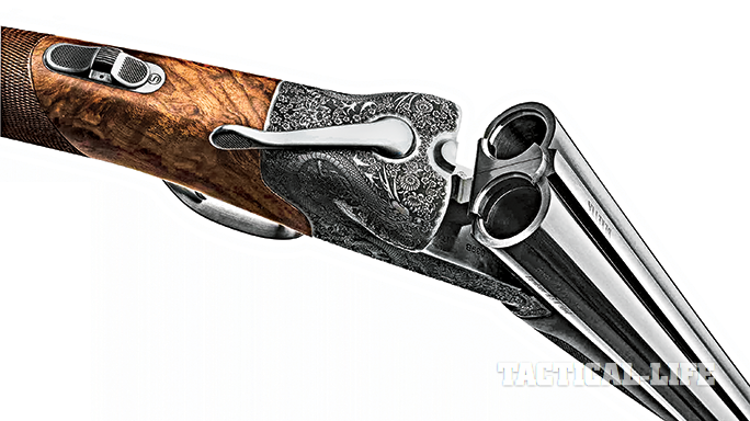 Beretta 486 Shotgun GBG 2015 barrel