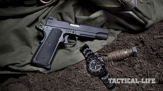 Bravo Company BCMGUNFIGHTER 1911 release watch
