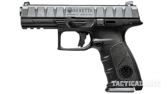 Beretta APX first look left