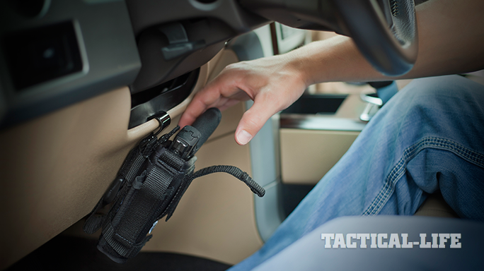 9 Concealed Gun Safes Holster Mounts For Your Vehicle