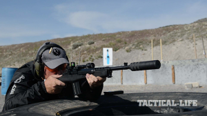 Rugers Mini-14 Dave Bahde action