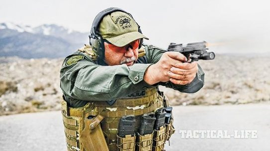 EAA Sarsilmaz K2 .45 ACP Pistol GWLE 2015