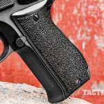 EAA Sarsilmaz K2 .45 ACP Pistol GWLE 2015 grip
