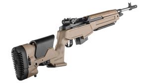 Springfield Armory Loaded M1A Rifle Flat Dark Earth reup lead