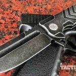 Folding blades, folding knives GWLE 2015 Andre de Villiers Pathfinder